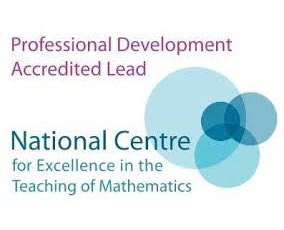 National Centre for Excellence in the Teaching of Mathematics Logo