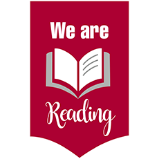 We Are Reading Logo